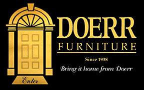 Doerr Furniture.